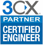 3CX Partner Engineer Logo
