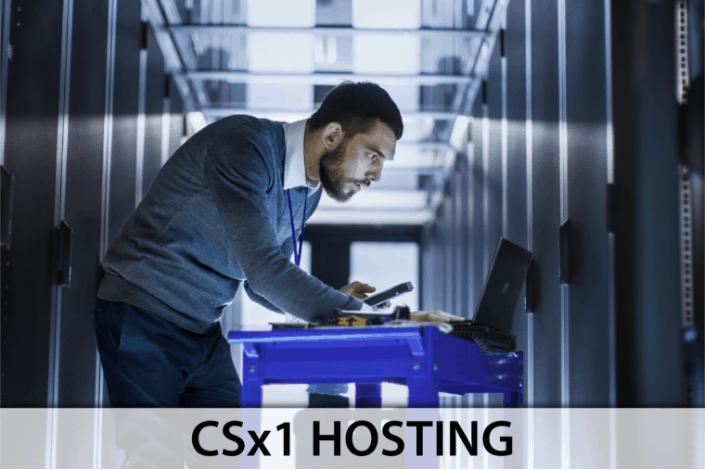 CSx1 Hosting